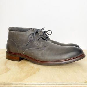 Cole Haan Watson Chukka II gray boot 12